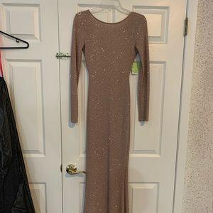 Windsor Glittery Evening Gown Dress